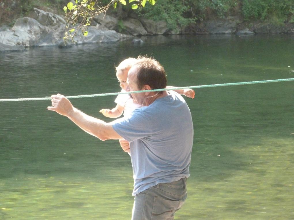 Détente au fleuve