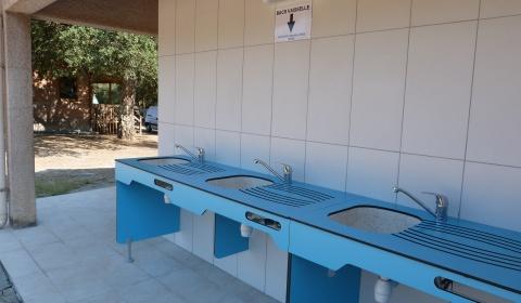 Lavabos pour Vaisselle Camping
